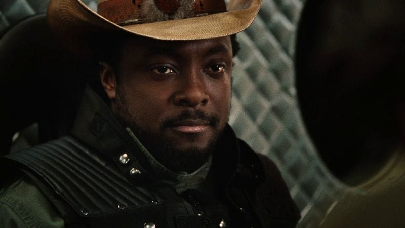 will.i.am as John Wraith in X-Men Origins: Wolverine (2009)