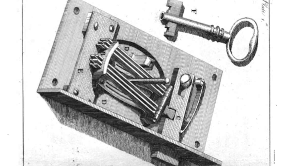 In 1851, A Man Picked Two Unpickable Locks and Changed