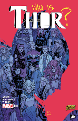 Illustration for article titled Thor #6 Is Visually Gorgeous, In Which Nothing Happens