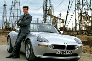Illustration for article titled Most Expensive BMW Z8 Sells At Auction