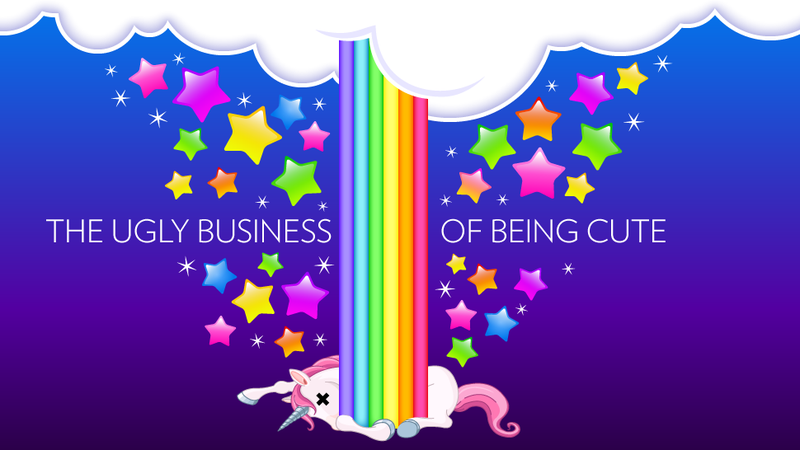 Illustration for article titled Inside the Rainbow Gulag: The Technicolor Rise and Fall of Lisa Frank