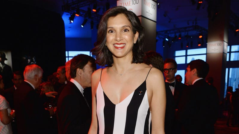Radhika Jones succeeds Graydon Carter as Vanity Fair's editor in chief