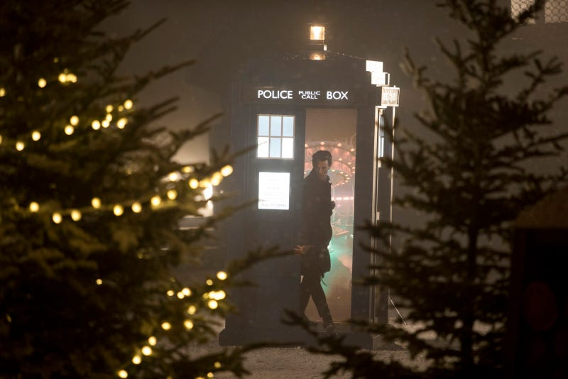 Illustration for article titled This was a fitting end to the Matt Smith era of Doctor Who