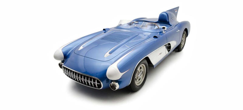 Illustration for article titled First Purpose-Built Racing Corvette Goes On Sale For $6.9 Million