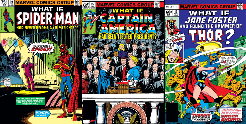 Image result for marvel what if