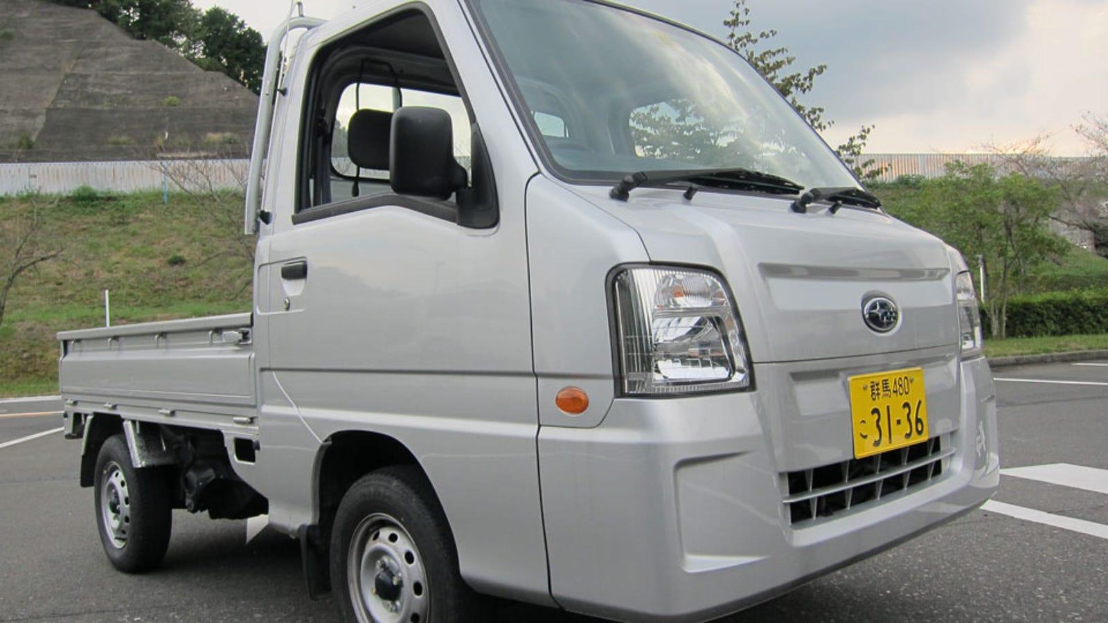 subaru sambar mini truck wiring diagram wiring library you need subaru s versatile little sambar pickup the jalopnik review