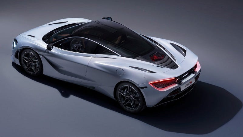 McLaren Considering New Model With Pointless Back Seats: Report