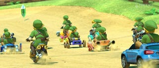 Illustration for article titled There Are Altogether Too Many Links In Mario Kart 8