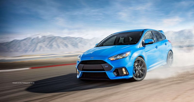 Illustration for article titled Ford Focus RS: Dead