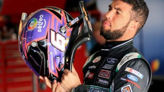 Darrell Wallace Jr.Mike Ehrmann/Getty Images