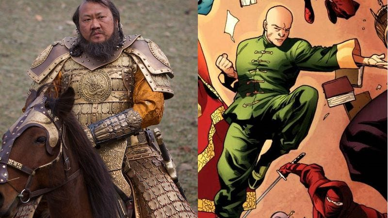Marco Polo / Marvel Comics