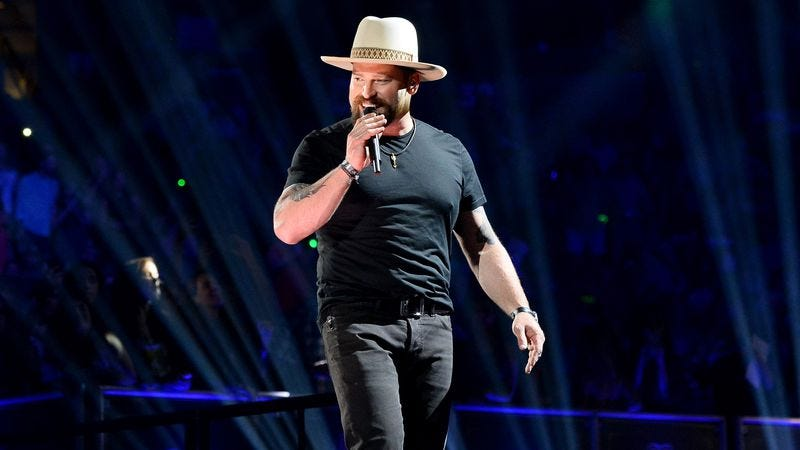 Hope you guys like the Zac Brown Band (Photo: Ethan Miller/Getty Images)
