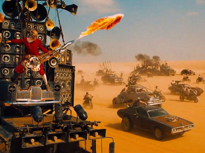 Illustration for article titled Mad Max: Fury Road Isthe National Board of Review'sBest Picture of theYear
