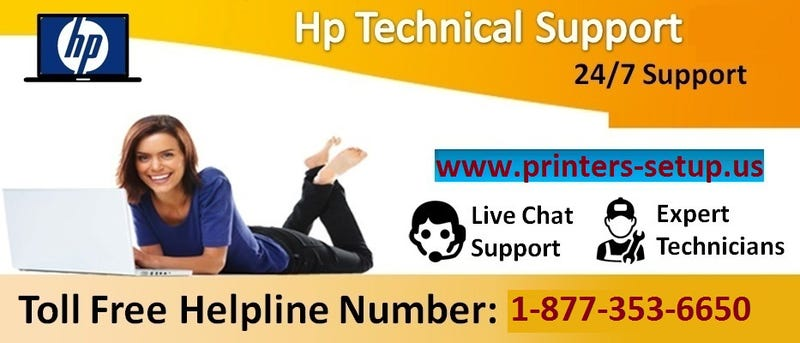 Illustration for article titled HP Printer Setup: How to Fix Going to HP Printer Offline windows7 - printers-setup.us