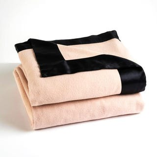 Illustration for article titled Cashmere Blankets fit for a Royal