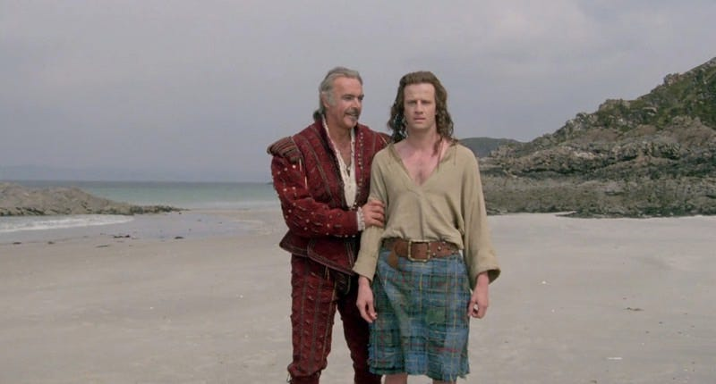 A scene from Highlander (1986), which has some of the greatest montage sequences of all time ever.