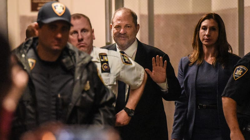 Illustration for article titled Media Blocked from Harvey Weinstein Pretrial Hearing