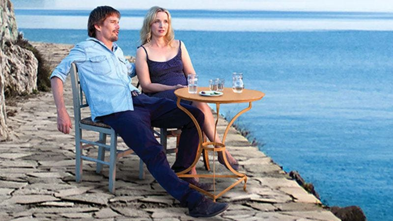 Illustration for article titled Ethan Hawke woos Internet, owns island, loves chips and salsa