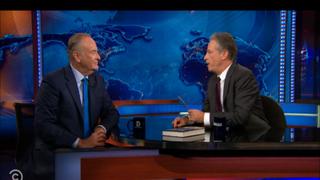 Bill O'Reilly and Jon StewartComedy Central screenshot
