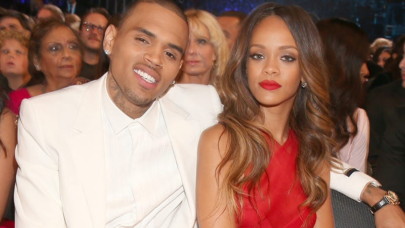 Illustration for article titled Rihanna and Chris Brown Call It Quits Again