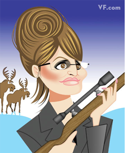 "Illustration for article titled Sarah Palin: Just Call Her ""Little Shop Of Horrors"""