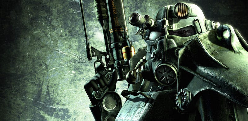 Illustration for article titled Consigue terminar todo Fallout 3 en sólo 15 minutos, un nuevo récord mundial