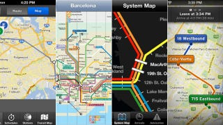 Illustration for article titled The Best Public Transit Apps for iOS 6 (Since Apple Maps Doesn't Have It)