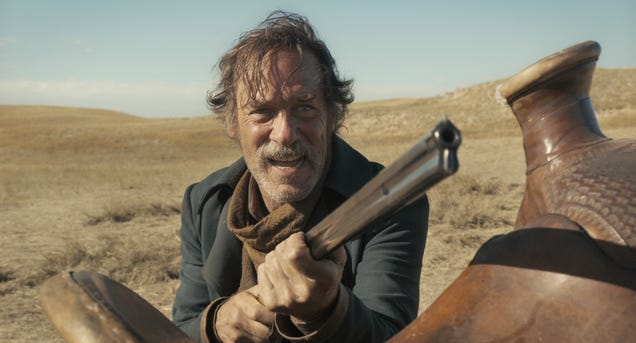 The Coens head West (and to Netflix) in the grimly comic anthology The Ballad Of Buster Scruggs