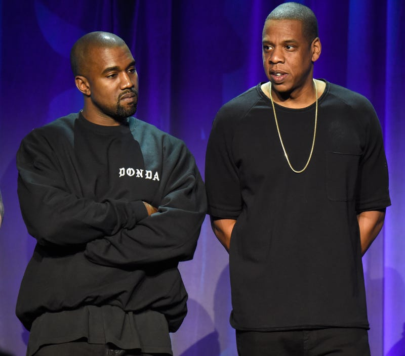 Rapper Kanye West leaves Jay Z's Tidal over money issues