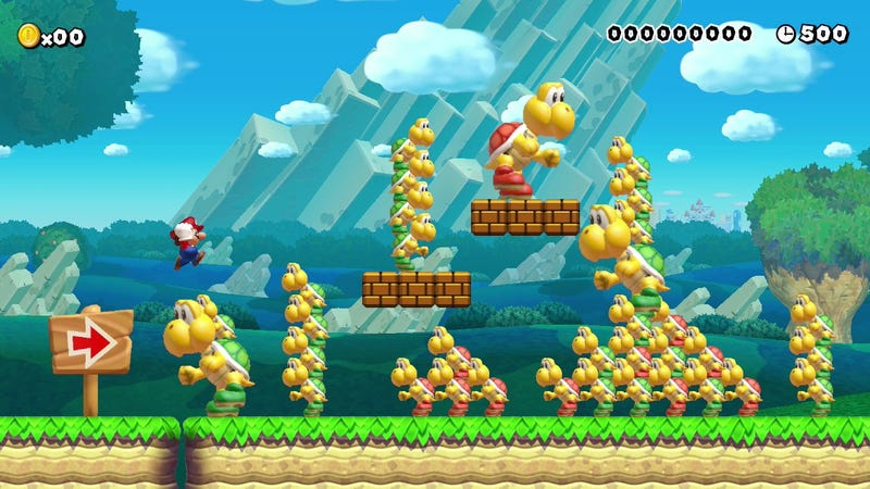 Illustration for article titled Nintendo Still Won't Explain Why They're Deleting People's Mario Maker Levels