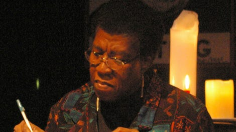 kindred by octavia butler analysis That's the plot of octavia butler's most famous novel, kindred, which has now  been transformed into a graphic novel the story follows dana,.