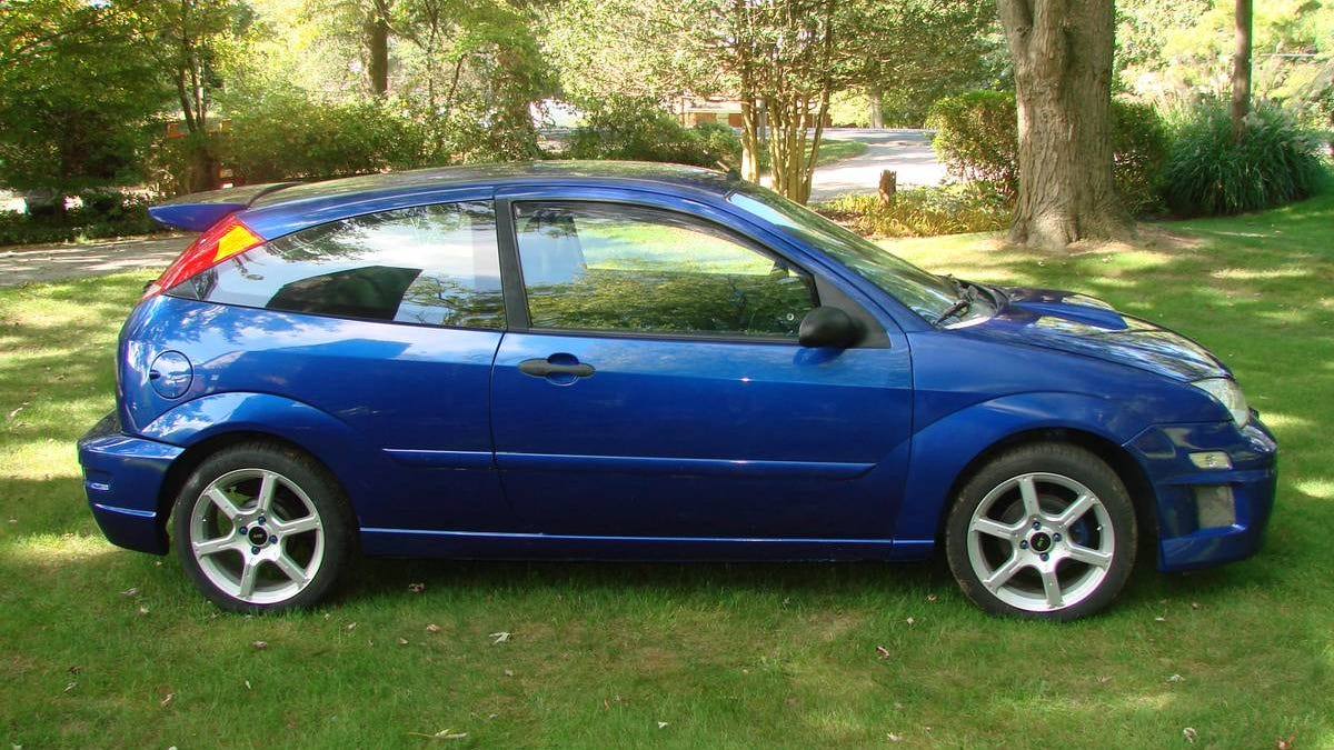Ford Focus Zx3 >> At 8 000 Could This 2006 Ford Focus Zx3 Turn You Into A Roush About