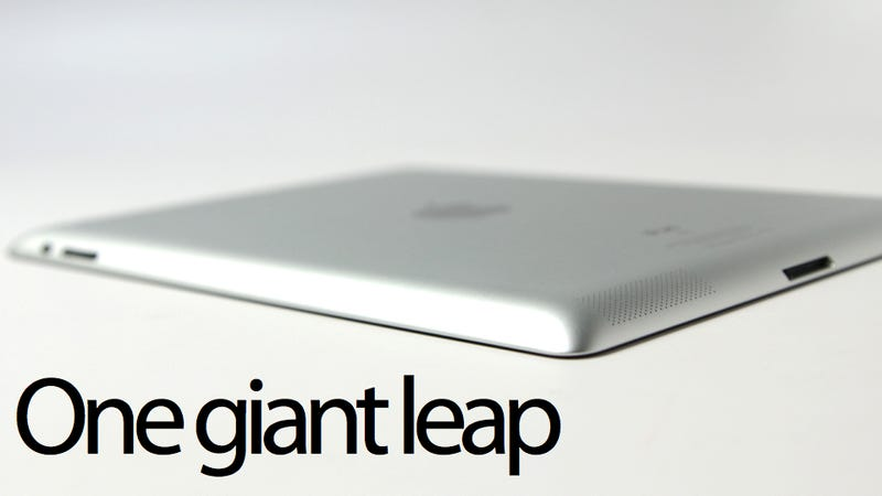 Illustration for article titled What Would It Take For Apple to Make a New iPad Truly Exciting Again?