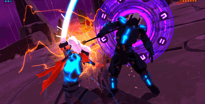 Indie Boss Battler Furi Is The Wrong Kind Of Hard