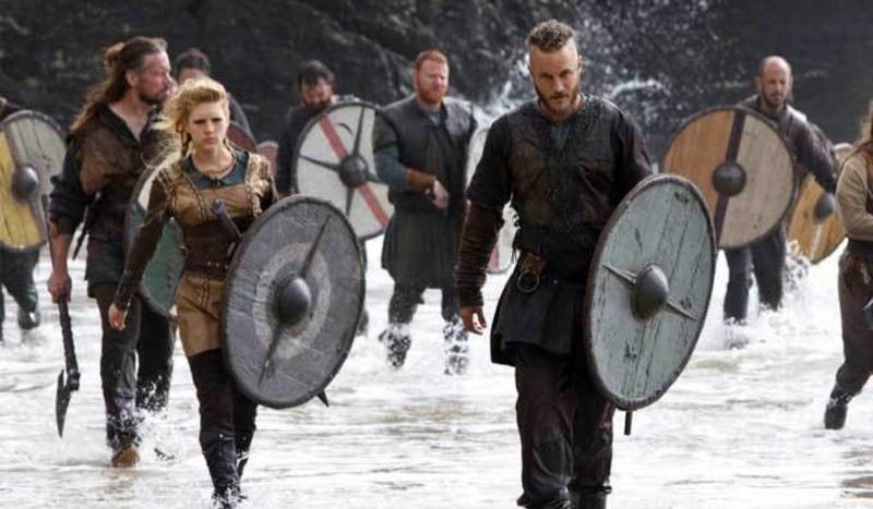 Illustration for article titled Here's Why You Should Start Watching Vikings Right Now