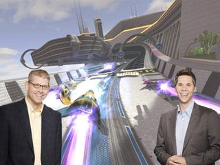 Illustration for article titled Wipeout: The Game Set To Disappoint Fans Of Futuristic Racing This Summer