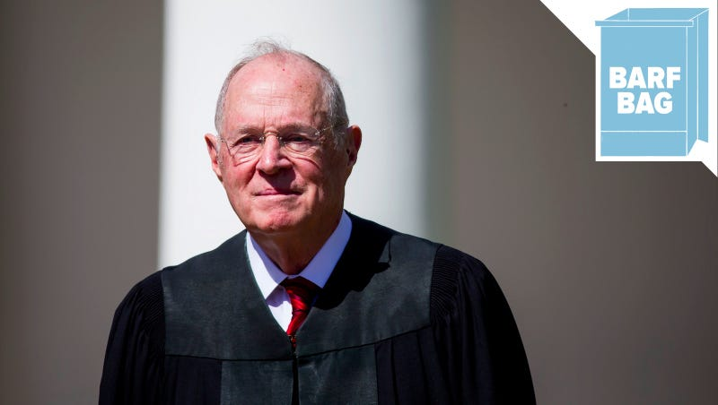 Illustration for article titled GOP Senator Says Justice Kennedy Will Retire This Summer