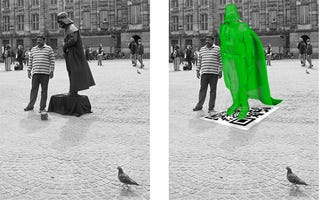Illustration for article titled Augmented Reality Flashmob Kicking Off Tomorrow In Amsterdam