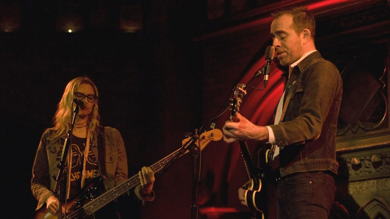 Ted leo dating aimee mann