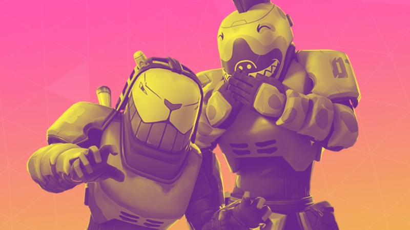 Illustration for article titled Epic Games Is Spending $500,000 Just So Competitive Fortnite Players Can Practice