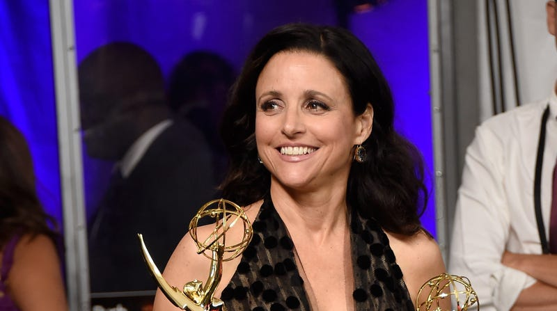 Illustration for article titled Julia Louis-Dreyfus: PC Culture Is a 'Buzzword For Something Else'
