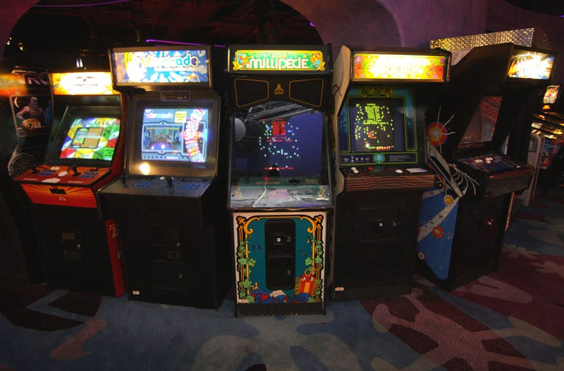 Live in California? You Can Rent Arcade Cabinets for $75 a Month