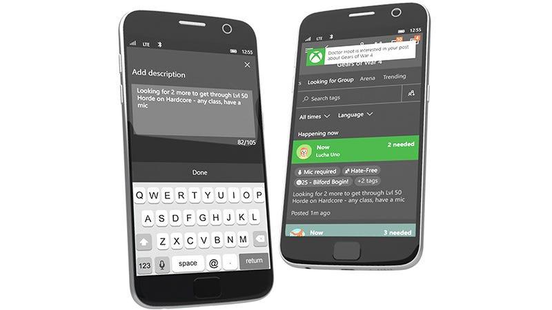 Aspecto actual de la aplicación para Smartphones