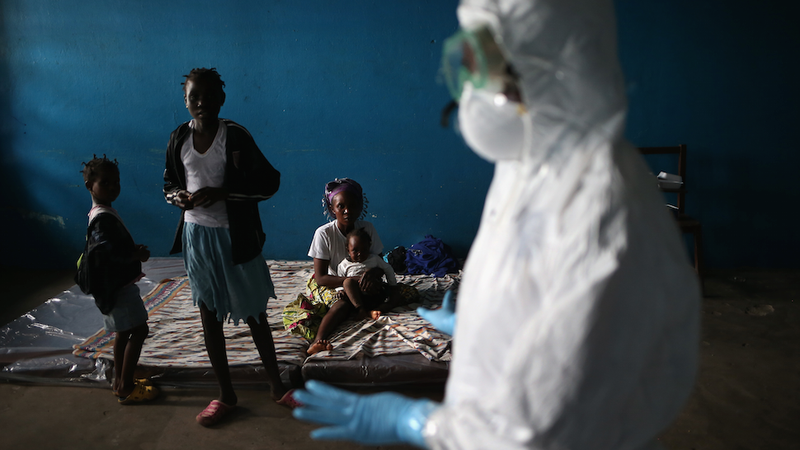 Illustration for article titled ​Sierra Leone Cancels Christmas Because of Ebola