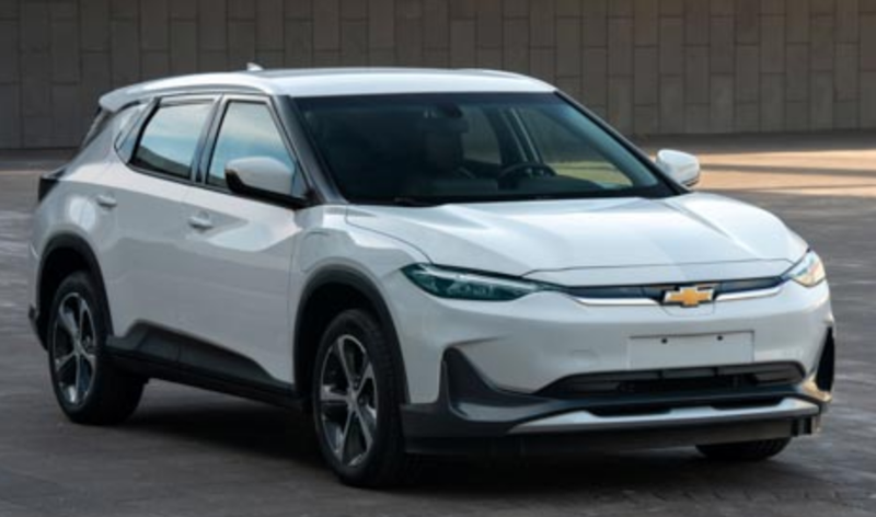 Illustration for article titled Chevrolet Is Betting Its EV Future On This Electric Compact Crossover