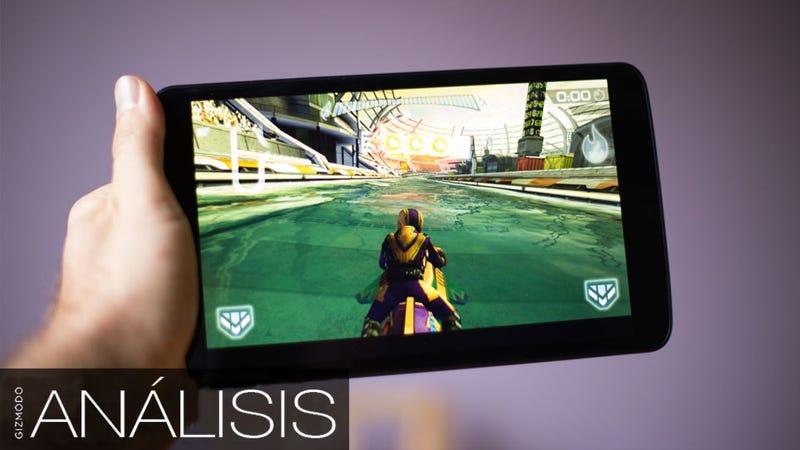 Illustration for article titled LG G Pad 8.3 Google Play Edition, análisis: el iPad Mini de Android