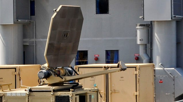 U.S. Troops Asked About Using  Heat Ray  Weapon Against Protesters, According to Whistleblower