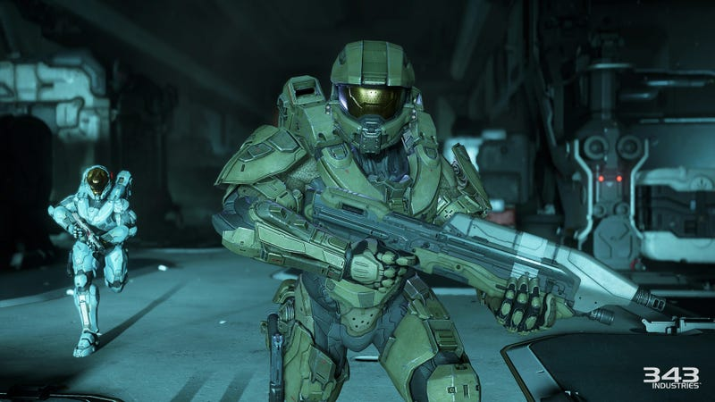 Illustration for article titled Nyren's Corner: What's Next for Halo? A PC Port of Halo 5 Supposedly