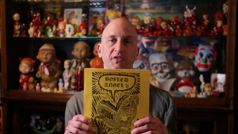 Illustration for article titled Film Kickstarter for Boiled AngelArtist Raises Enough to Clear Arrest Warrant