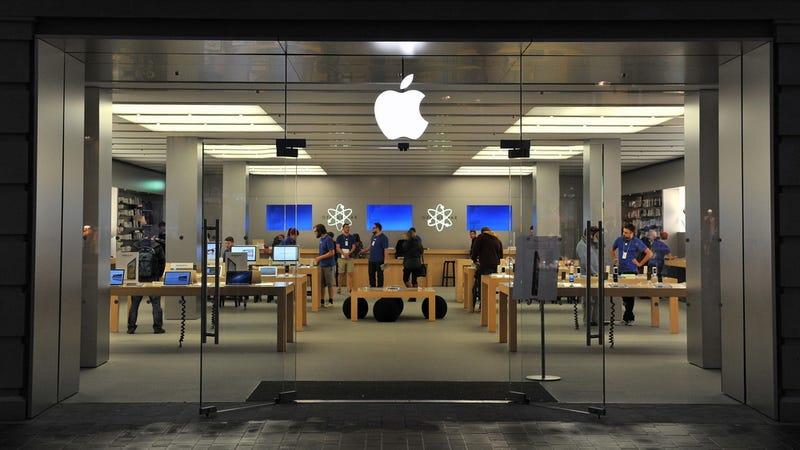 Illustration for article titled Apple logró las mayores ganancias de su historia, pero el iPad cada vez vende menos